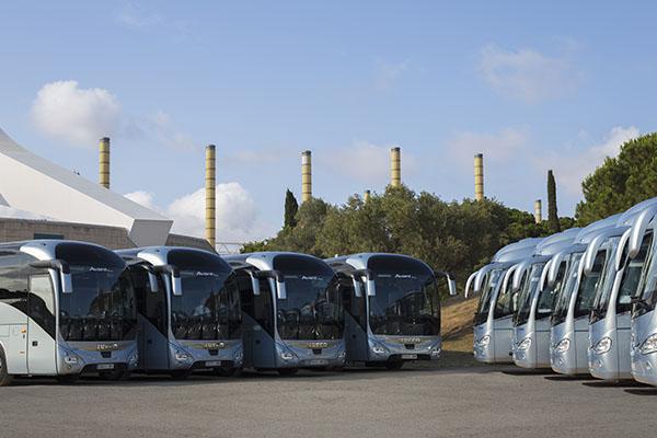 vant Grup, Autocares Barcelona